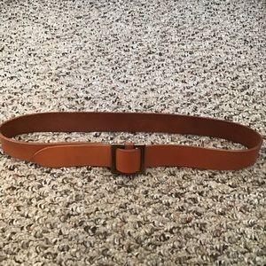 Gap Tan Leather Belt